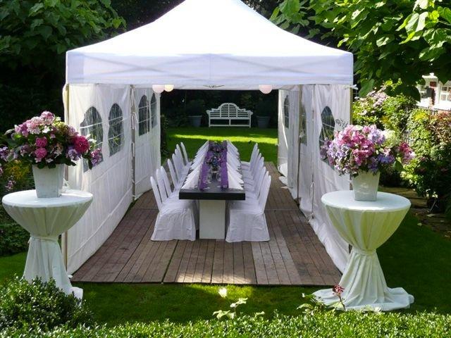 Daan u0026#39;s tentenverhuur    Party tenten